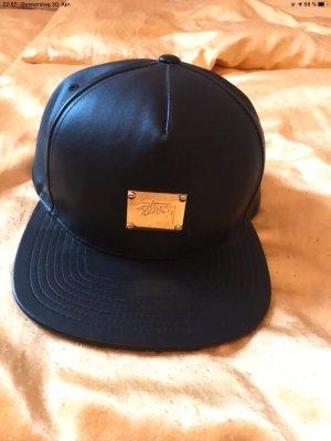Black Gold Stüssy Cap