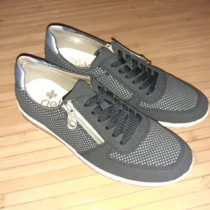 Chaussures Mary Jane gris ardoise