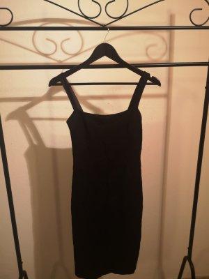 Black is beauty - schwarzes Minikleid