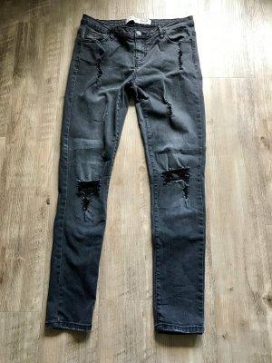 Black Jeans Used Optik