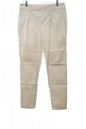 Black Label Chinohose creme Casual-Look