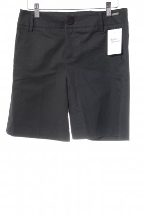 Black Label Shorts taupe Casual-Look