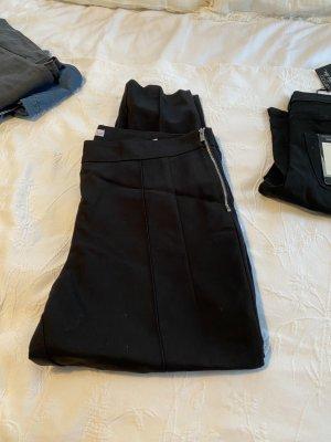 H&M Basic Tregging zwart