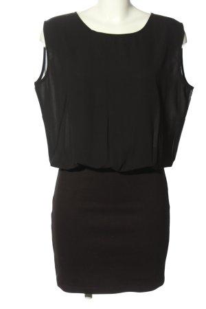 Black Lily Blousejurk zwart elegant