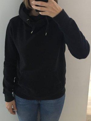 Black men (unisex) hoodie