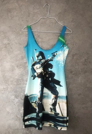 Black Milk Clothing Boba Fett Star Wars Kleid M