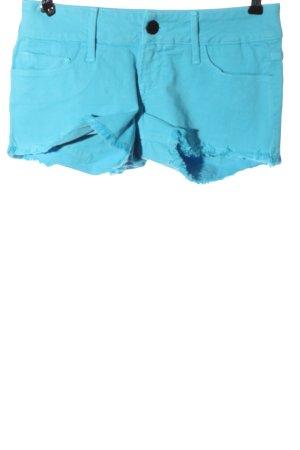 Black Orchid Denim Shorts blue casual look