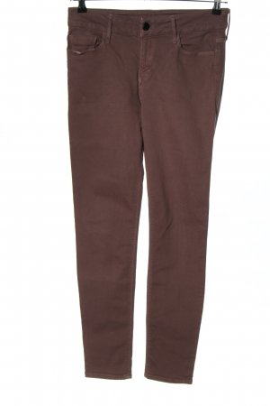 Black Orchid Slim Jeans brown casual look