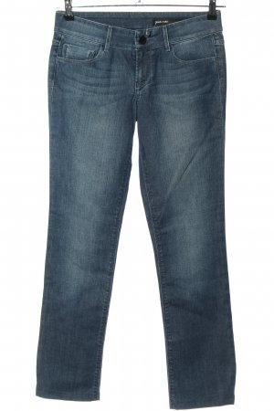 Black Orchid Jeans met rechte pijpen blauw casual uitstraling