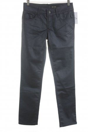 Black Orchid Stretch broek donkerblauw casual uitstraling