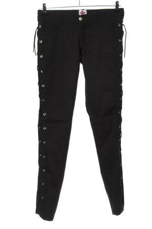 Black pistol Stretch Jeans