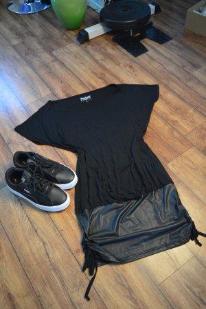Black Premium by EMP Hold Loosely Kurzes Kleid schwarz 40