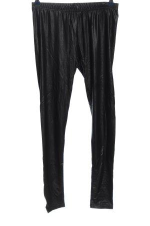 Black Premium by EMP Legginsy czarny W stylu casual
