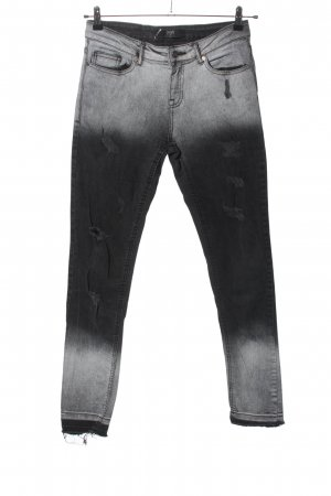 Black Premium by EMP Skinny jeans lichtgrijs-zwart casual uitstraling