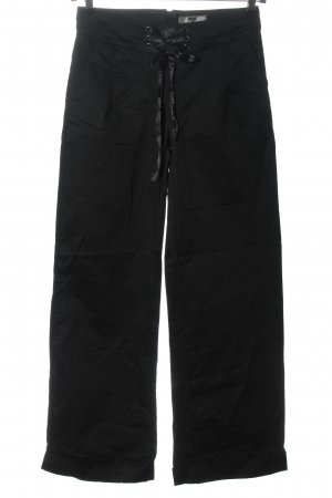 Black Premium by EMP Pantalone jersey nero stile casual