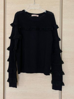 Black Pullover Twinset
