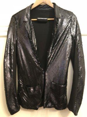 American Retro Blazer negro