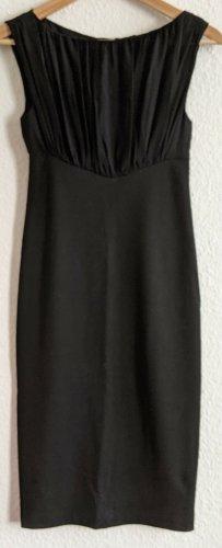 Ted baker Robe stretch noir-argenté polyester