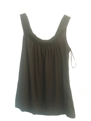 Temt Hauts épaule nues noir polyester