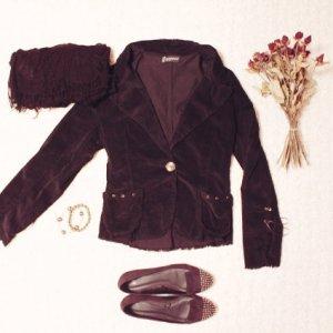 Black Velvet | Romantischer Samt-Blazer für Vintage-Liebhaber & Individualisten