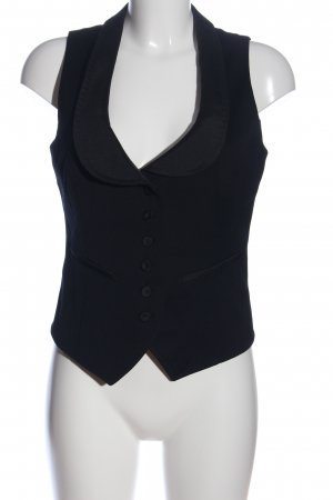 Blacky Dress Gilet blu stile professionale