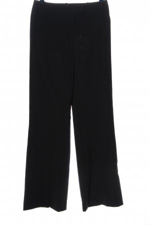 Blacky Dress Pantalone largo nero stile professionale