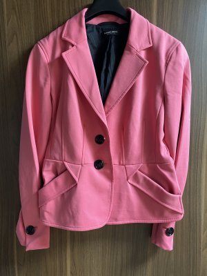Blacky Dress Blazer corto fucsia neon
