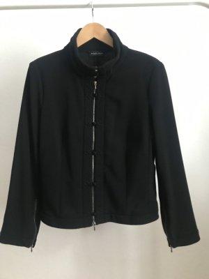 Blacky Dress Wełniana marynarka czarny