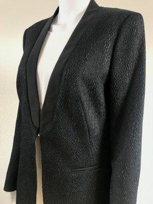 Blacky Dress Blazer dunkelblau mit Revers Gr. 38 neu