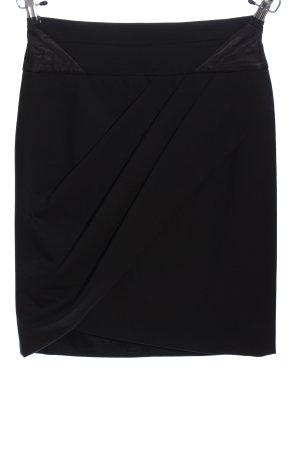 Blacky Dress Bleistiftrock schwarz Business-Look