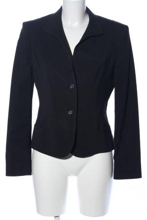 Blacky Dress Blusón negro estilo «business»