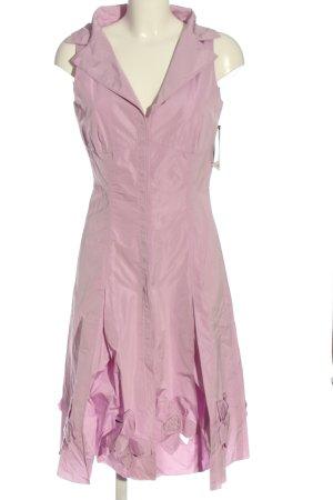 Blacky Dress Sukienka koszulowa różowy W stylu casual