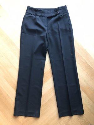 Blacky Dress Pantalone jersey nero Lana