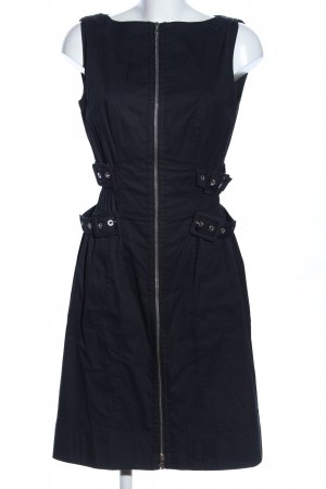 Blacky Dress Abito cargo nero stile professionale
