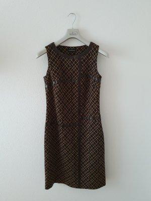 Blacky Dress Wełniana sukienka Wielokolorowy