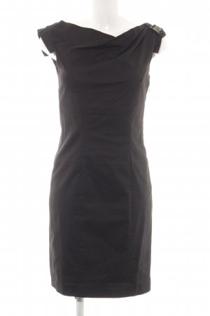 Blacky Dress Etuikleid schwarz Business-Look