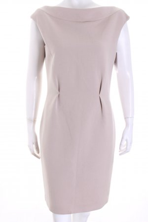 Blacky Dress Etuikleid hellbeige Elegant