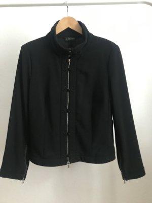 Blacky Dress Wełniany sweter czarny