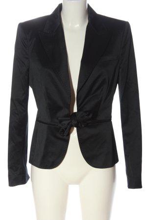Blacky Dress Blazer corto nero stile professionale