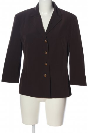 Blacky Dress Blazer corto marrone stile professionale