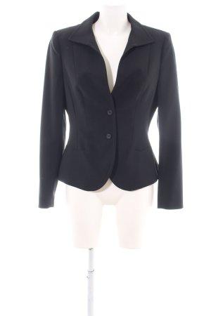 Blacky Dress Kurz-Blazer schwarz Business-Look