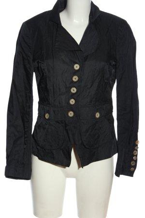 Blacky Dress Blazer corto blu stile casual