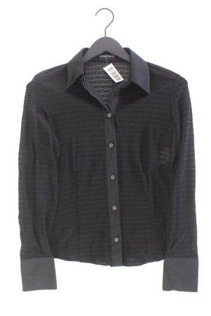 Blacky Dress Bluzka z długim rękawem czarny Wiskoza