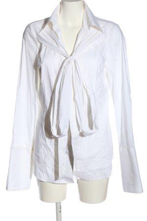 Blacky Dress Koszula z długim rękawem biały W stylu biznesowym