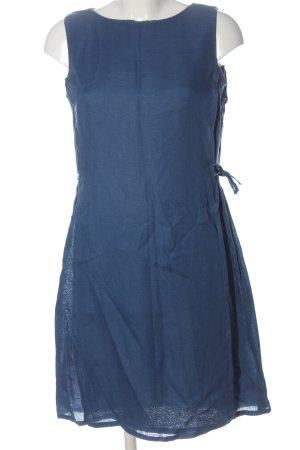 Blacky Dress  blauw casual uitstraling