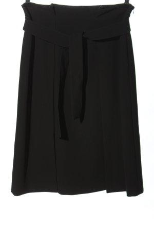 Blacky Dress Midirock schwarz Business-Look