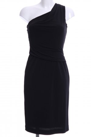 Blacky Dress One-Shoulder-Kleid schwarz Elegant