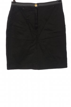Blacky Dress Jupe stretch noir style décontracté