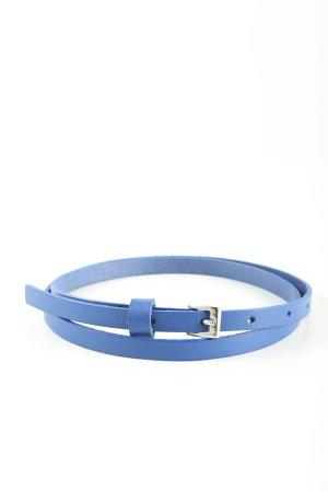 Blacky Dress Cintura vita blu stile professionale
