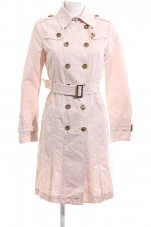 Blacky Dress Trench rosa stile casual